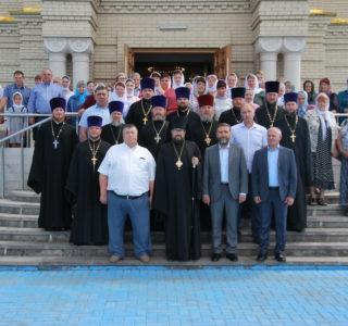 В Атяшево прошли торжества, посвященные памяти св.ап. Андрею Первозванному
