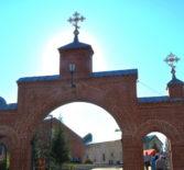 Всенощное бдение в Никольском кафедральном соборе г.Ардатова накануне 4-ой Недели по Пятидесятнице