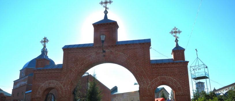 Неделя 4-я по Пятидесятнице, Архипастырь совершил Божественную литургию в Никольском кафедральном соборе г.Ардатова