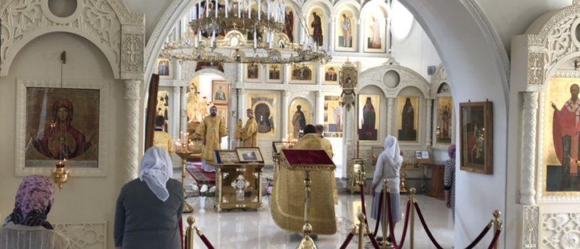 День памяти святого равноапостольного великого князя Владимира, день церковно-государственного праздника Крещения Руси