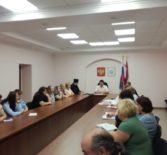 Расширенное заседание Общественного Совета по развитию православной культуры в Чамзинском районе