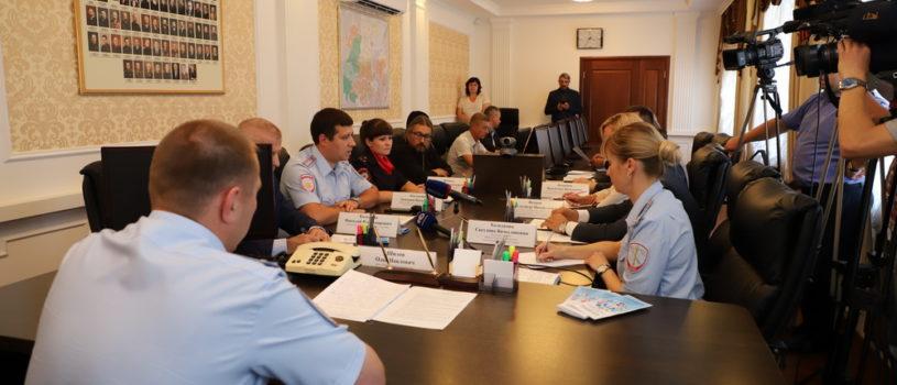 Архипастырь в главном управлении МВД по Республике Мордовия принял участие в заседании Общественного Совета при МВД РМ
