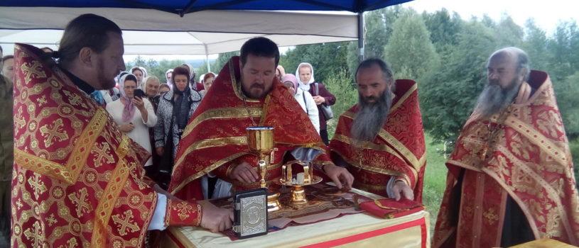 В День гибели Царской семьи паства Ардатовской епархии совершила Крестный ход от Кафедрального собора до поклонного Креста