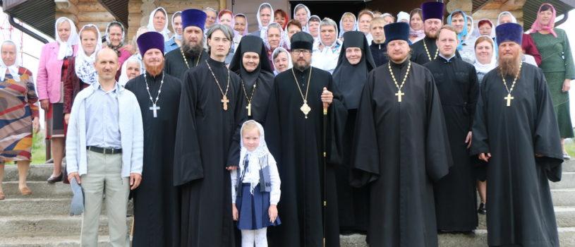 Вся полнота Ардатовской епархии поздравляет своего Архипастыря с 20-летием иерейской хиротонии. Многая и благая лета!