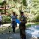 В Ардатове состоялся праздничный митинг, посвященный 81-ой годовщине подвига героя советского союза Ивана Алексеевича Пожарского