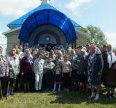 Архипастырь освятил новый храм в с.Строе-Ардатово Ардатовского района