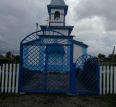 В Покровском приходе с.Каласево Ардатовского района установили новые ворота