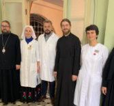 Архипастырь в продолжении рабочего визита по социальным учреждениям г.Москвы посетил многочисленные объекты