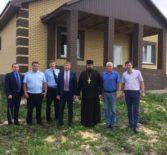 Социальный отдел Ардатовской епархии проводит строительство нового дома для воина Сергея Мартьянова, получившего ранение на Северном Кавказе