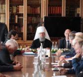 В Саранской Духовной Семинарии прошло заседание Попечительского Совета высшего духовного учебного заведения Мордовской митрополии