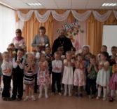 Преображение Господне в Большеигнатовском детском саду «Малыш»