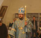 Всенощное бдение в Никольском кафедральном соборе г.Ардатова накануне Рождества Пресвятой Богородицы