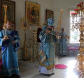 Рождество Пресвятой Владычицы нашей Богородицы и Приснодевы Марии в Никольском кафедральном соборе г.Ардатова