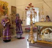 Воздвижение Честного и Животворящего Креста Господня в Никольском кафедральном соборе г.Ардатова