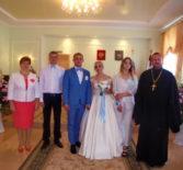 Память Благоверных Князей Петра и Февронии отметили в Дубенском отделе ЗАГС
