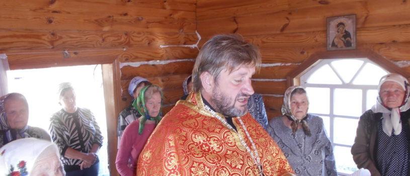 В день памяти святого благоверного князя Александра Невского в селе Безводное Ардатовского благочиния прошел молебен