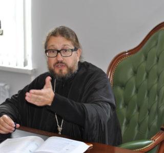 Архипастырь провел заседание оргкомитета Лукинских образовательных чтений