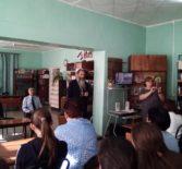 Всероссийский день трезвости в центральной библиотеке г.Ардатова
