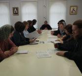 Архипастырь в епархиальном управлении Ардатовской епархии провел очередное заседание оргкомитета Лукинских образовательных чтений
