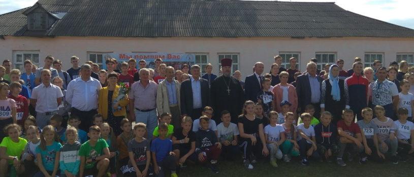 В Атяшево прошли ежегодные соревнования по лёгкой атлетике, посвященные памяти мастера спорта Е.Д.Ишуткина