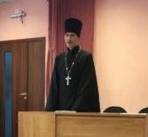 В Дубенском детском саде «Солнышко» прошла встреча родителей со священником