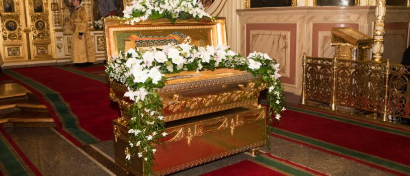 В Пензе торжественно встречают 200-летие со дня преставления святителя Иннокентия, епископа Пензенского и Саратовского