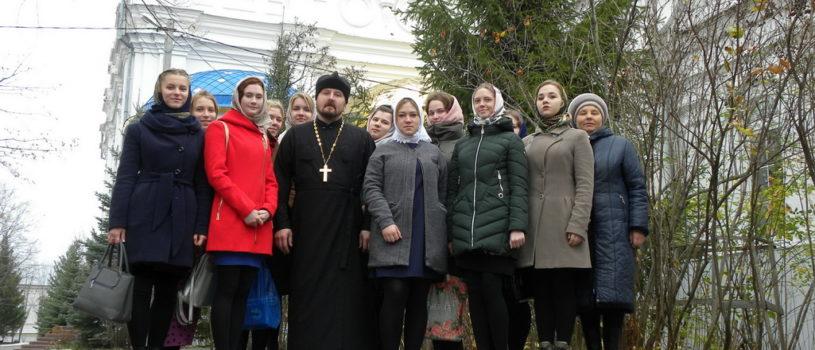 Волонтеры молодежного православного движения «Милосердие» совершили паломническую поездку в Пайгарм