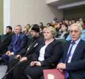 День учителя в Ардатовском ДК. Архипастырь поздравил всех педагогов района с профессиональным праздником.