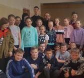 Архипастырь совместно с волонтерами университета МГУ имени Н.П.Огарева посетил Ардатовскую ООШ