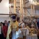 В Михайловском приходе п.Чамзинка совершили торжественный молебен с чином освящения новых икон на иконостас