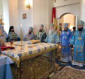 Архипастырский визит в Сердобскую епархию в день празднования иконы Божией Матери «Трубчевская»