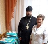 Председатель социального отдела Ардатовской епархии совершил рабочий визит в Большеберезниковский дом малютки