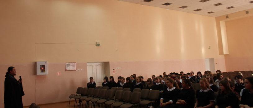 Миссионерское мероприятие в Большеберезниковском благочинии