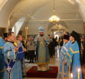 В праздник Покрова Пресвятой Богородицы вся полнота Ардатовской епархии поздравляет своего Архипастыря с Днем архиерейской хиротонии