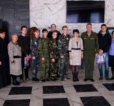 В Большеигнатовском благочинии торжественно отметили День призывника