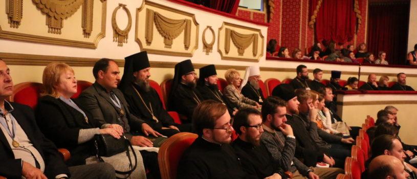 В Саранске состоялось торжественное открытие V Межрегионального образовательного форума «Пересвет»