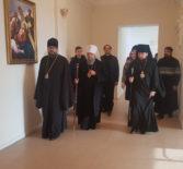 Посещение Саранской духовной семинарии в рамках молодежного форума «Пересвет»