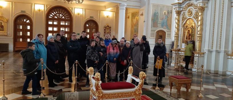 Экскурсия по Саранску для юных музыкантов московского оркестра «Солнечные нотки»