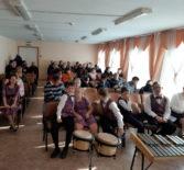 Коллектив московского оркестра «Солнечные нотки» посетил Ардатов