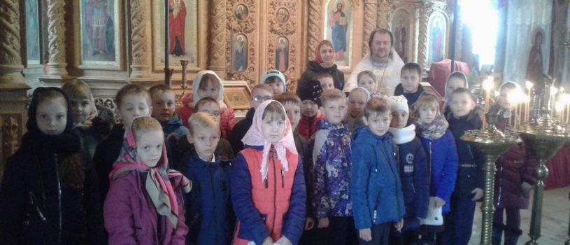 Память святых Космы и Дамиана торжественно встретили в Большеигнатовском благочинии