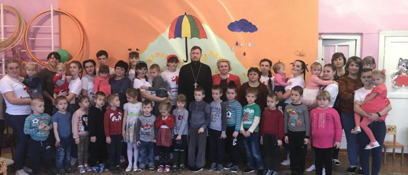 Волонтеры Ардатовского медицинского колледжа и молодежный отдел Ардатовской епархии провели очередную акцию за здоровый образ жизни
