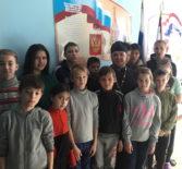 Встреча со священником в Шейн-Майданском интернате Атяшевского района