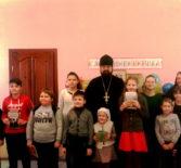 В воскресной школе«Солнечный лучик»при храмеАрхангела Михаила п.Чамзинка провели «День именинника»