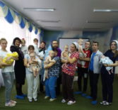 В Большеберезниковском Доме малютки прошло Таинство Крещения