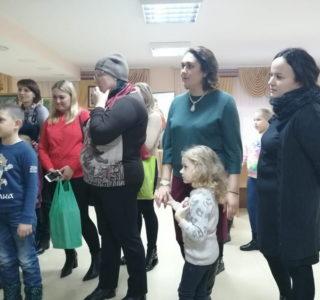 Воспитанники восресной школы Андреевского прихода посетили Атяшевский краеведческий музей