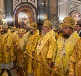 День рождения и 50-летие пострижения в монашество и служения в священном сане Предстоятеля Русской Православной Церкви