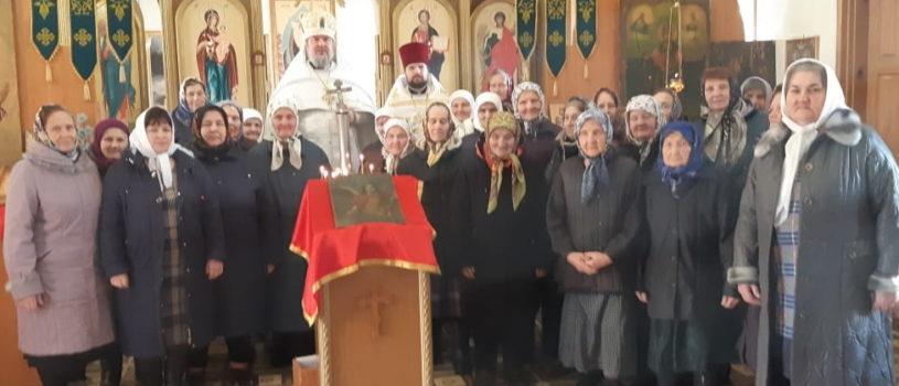 Престольное торжество в Михайловском приходе с.Тарасово  2-го церковного округа Атяшевского благочиния