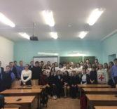 Ардатовская епархия совместно с волонтерами Ардатовского медицинского колледжа проводит культурно-оздоровительные мероприятия
