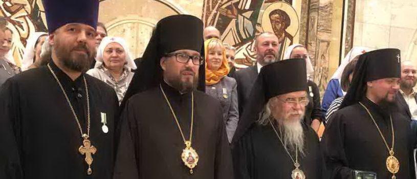 Делегация Ардатовской епархии во главе с Владыкой Вениамином приняла участие в  IX Общецерковном съезде по социальному служению