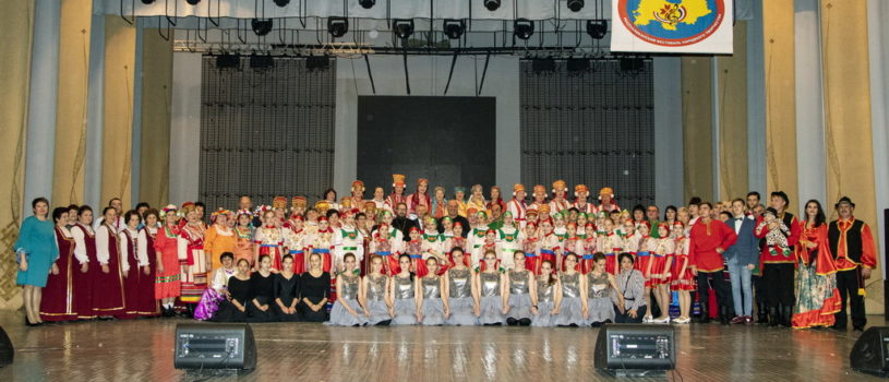 Архипастырь посетил XXIII Республиканский Фестиваль народного творчества «ШУМБРАТ, МОРДОВИЯ!»